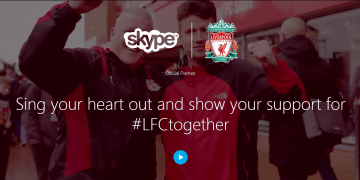 Liverpool FC Reds Fans Worldwide Should Send a Skype Video Message To Win a Chance to Go to Liverpool
