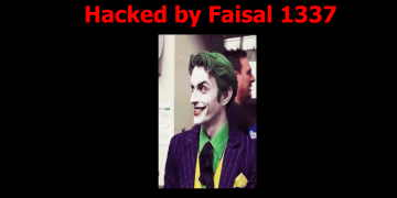 Mumbai Customs Zone 1, Government Of India Website Hacked By Pakistani Hackers