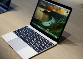 The all new MacBook Air 2017