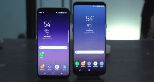 An image of the Galaxy S8
