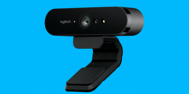 An image of the Logitech Brio 4K Pro Webcam With HDR
