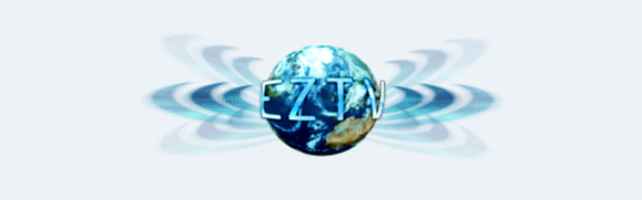 The logo of EZTV torrent website.