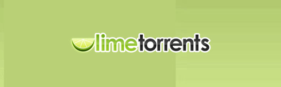 An image of LimeTorrents website logo.