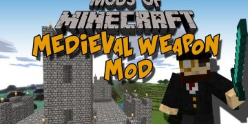 Mods in Minecraft
