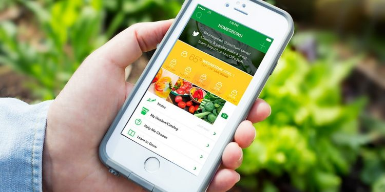 Great Gardening Phone Apps