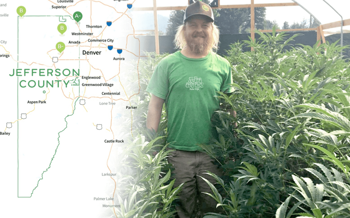 Weed Delivery App Can Help Jefferson County Pot Dealers, No More Bail Bonds Calls