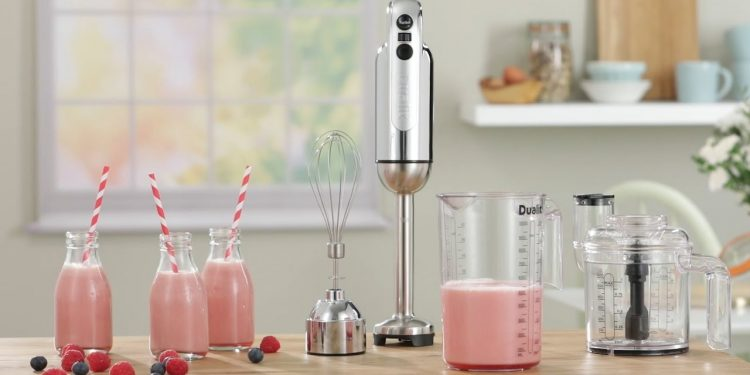 The Advantages Of Stick Blenders in the Kitchen