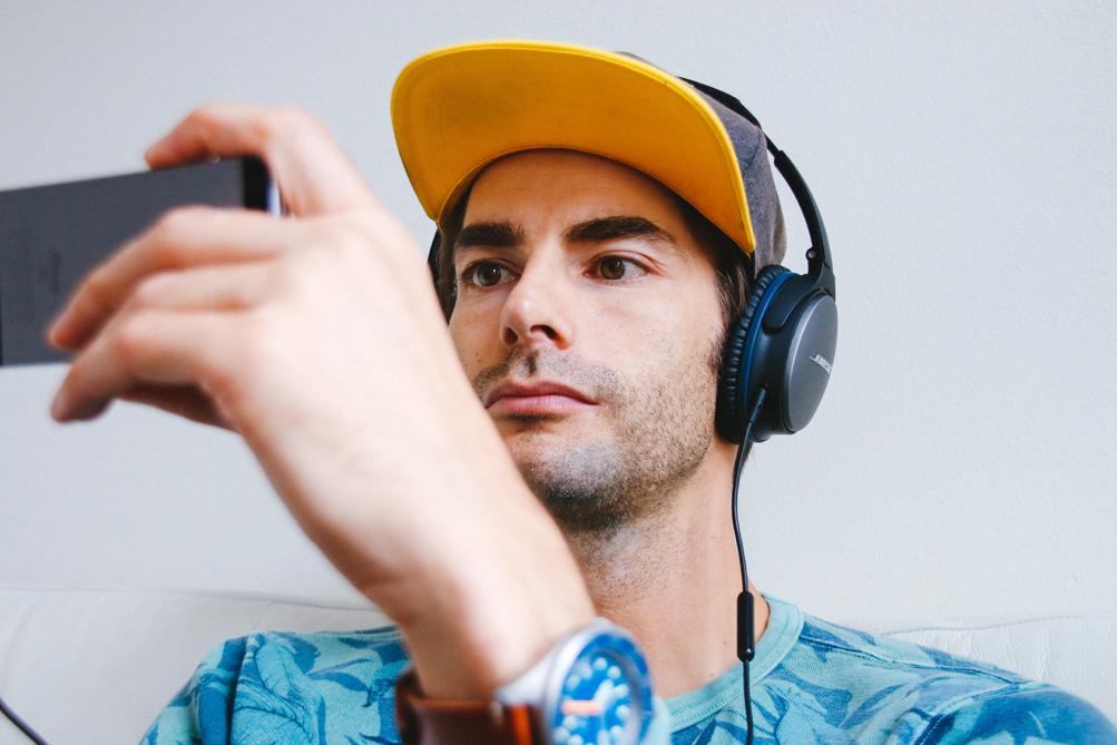 SOMIC headphones