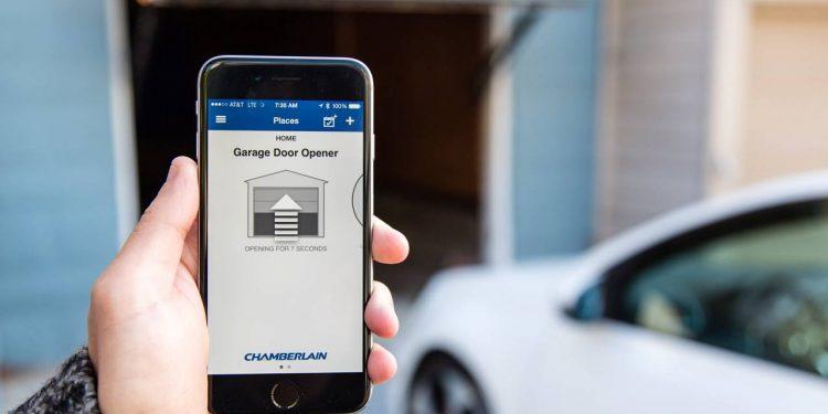 Tech Innovations in Garage Door Openers