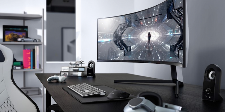 The Future Is Here: Samsung Odyssey G7 and G9 Gaming Monitors