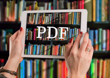 The Limitation of the PDF Format and the Solution