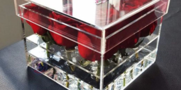 Top Benefits of Choosing Acrylic Display Boxes