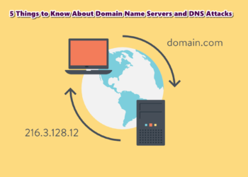 5 Things to Know About Domain Name Servers and DNS Attacks