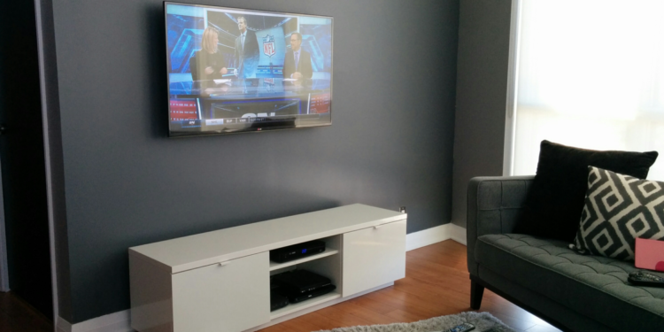 How to install an Aerial TV and a Burglar Alarm at home