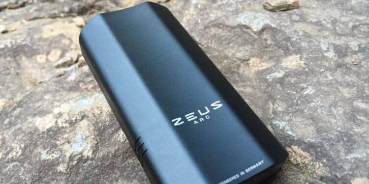 Zeus Arc GT Review The Golden Vape