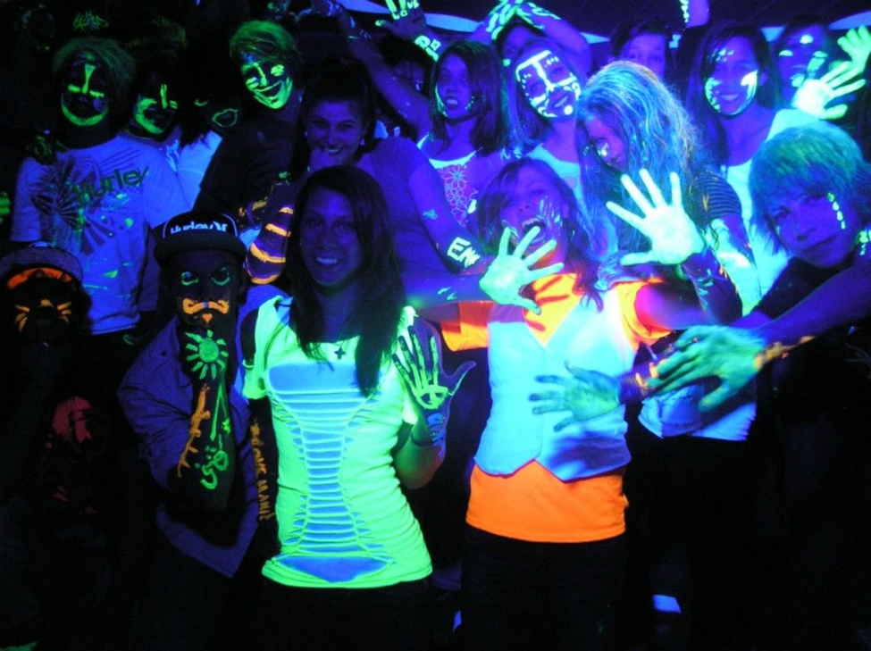 Glowing Clothes