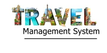 What is travel management system?