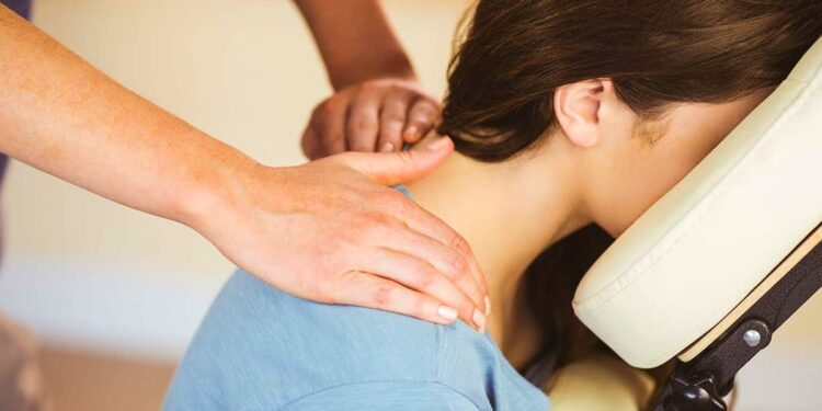 The Benefits Of A Chair Massage